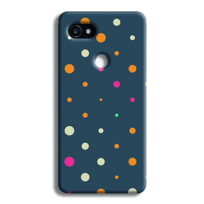 Polka Dot Pattern Google Pixel 2 XL Case
