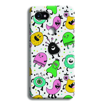The Monsters Google Pixel 2 XL Case