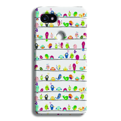 Birdies Google Pixel 2 XL Case