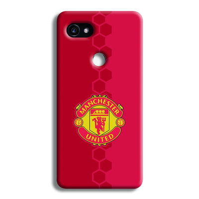 Manchester United Google Pixel 2 XL Case