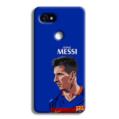 Messi Blue Google Pixel 2 XL Case