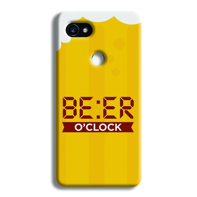 Beer O' Clock Google Pixel 2 XL Case