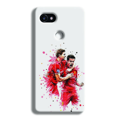 Liverpool F.C. Google Pixel 2 XL Case