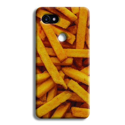 French Fries Google Pixel 2 XL Case