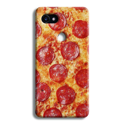 Pepperoni Pizza Google Pixel 2 XL Case