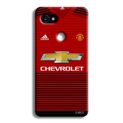 Manchester United Jersey Google Pixel 2 XL Case