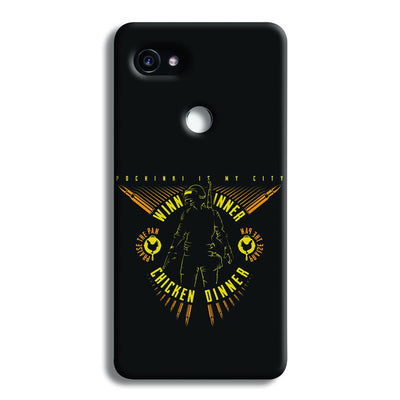 Pubg Playerunknowns Battlegrounds Google Pixel 2 XL Case