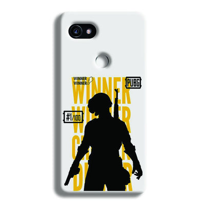 Pubg Winner Winner Google Pixel 2 XL Case