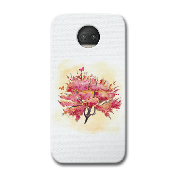 Butterfly Bush Moto G5s Plus Case