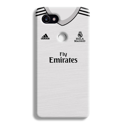 Real Madrid Home Google Pixel 2 XL Case