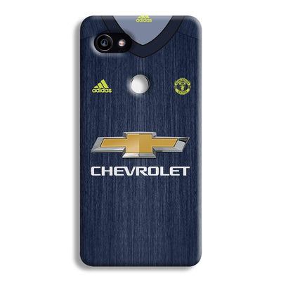 Manchester United Third Google Pixel 2 XL Case