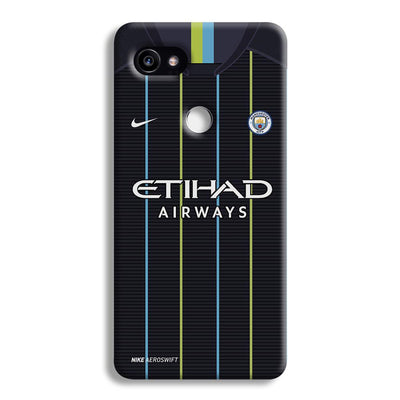 Manchester City Away Google Pixel 2 XL Case