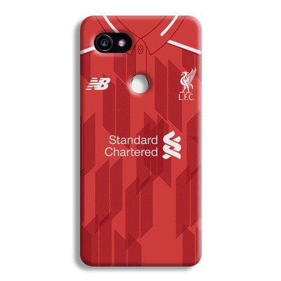 Liverpool Home Google Pixel 2 XL Case