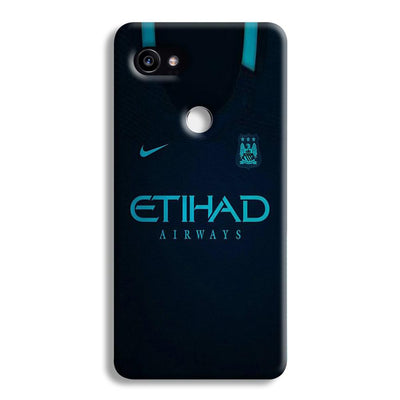 Manchester City Away Jersey Google Pixel 2 XL Case
