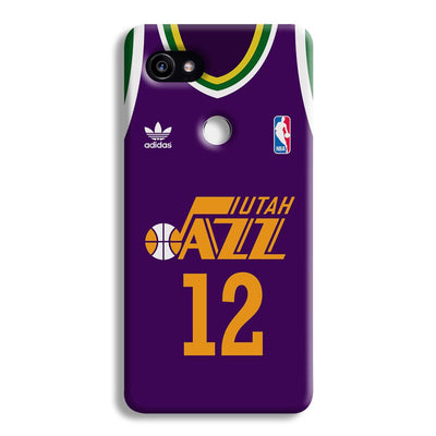 Utah Jazz Google Pixel 2 XL Case