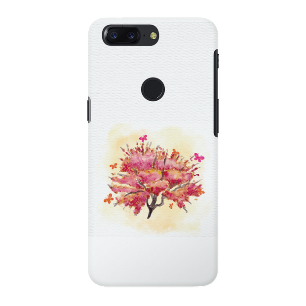 Butterfly Bush OnePlus 5T Case
