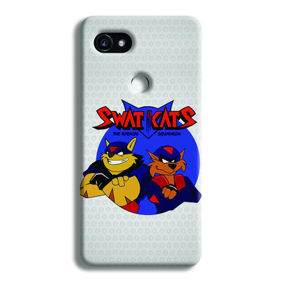 Swat Cats Google Pixel 2 XL Case