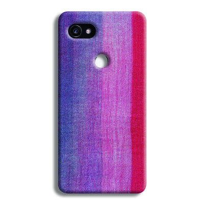 Multicolor Stripes Google Pixel 2 XL Case