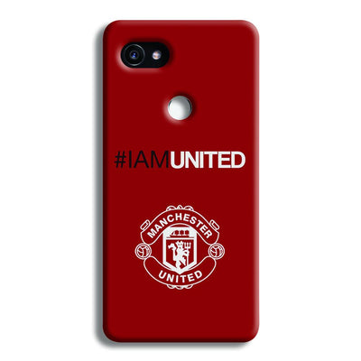 I Am United Google Pixel 2 XL Case