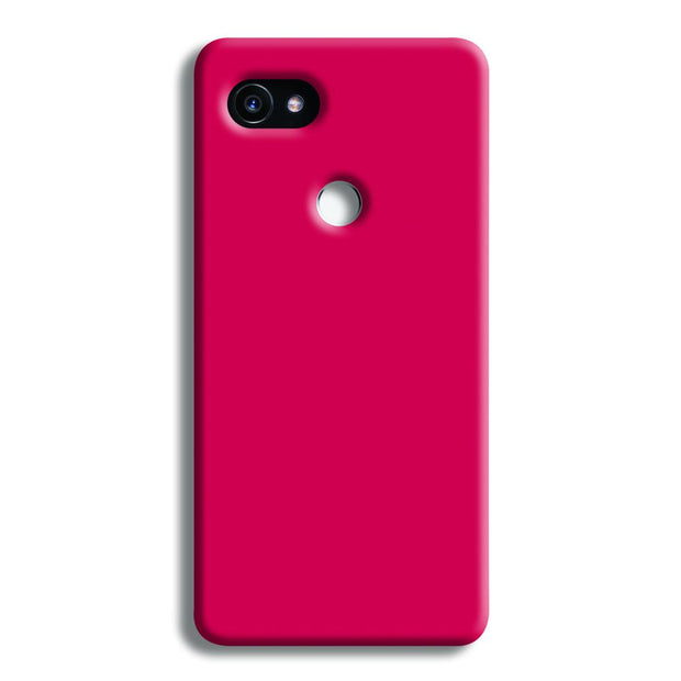 Shade of Pink Google Pixel 2 XL Case