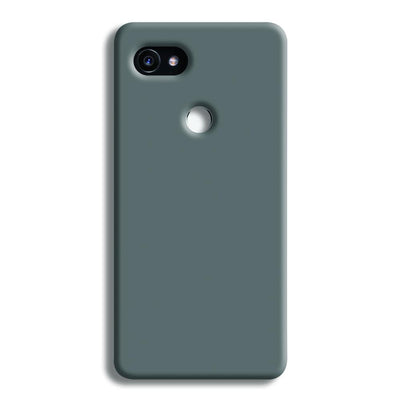 Medium Grey Google Pixel 2 XL Case