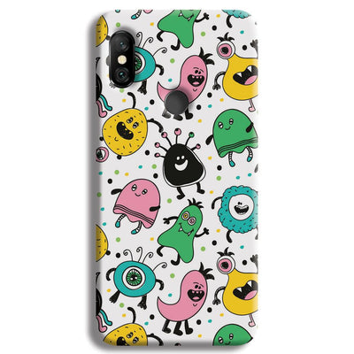 The Monsters Redmi Note 6 Pro Case