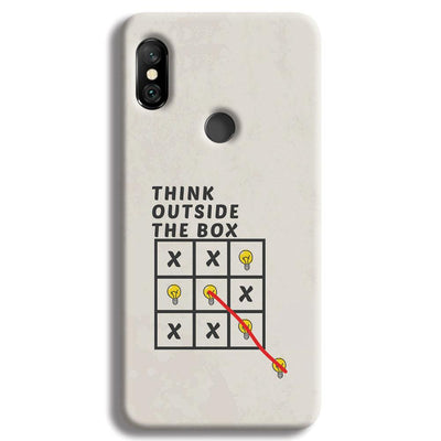 Think Outside the Box Redmi Note 6 Pro Case