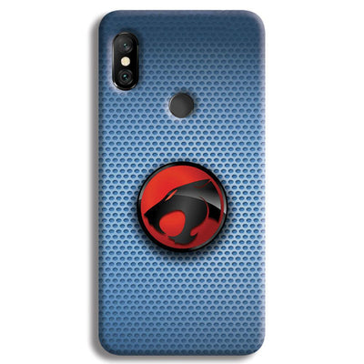 The Thunder Cats Redmi Note 6 Pro Case