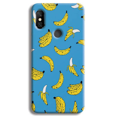 Banana surface Redmi Note 6 Pro Case