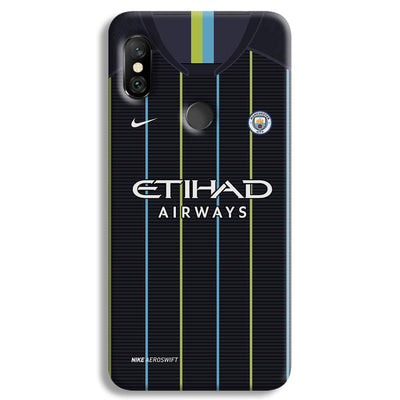 Manchester City Away Redmi Note 6 Pro Case