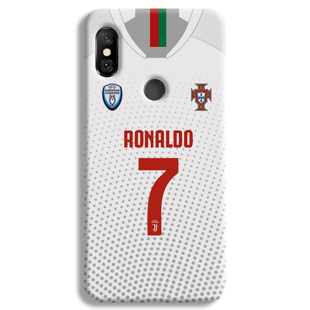 Portugal Away Redmi Note 6 Pro Case