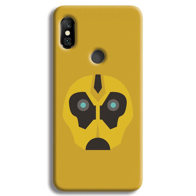 Bumblebee Redmi Note 6 Pro Case