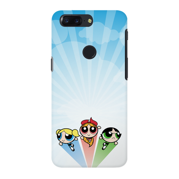 The Powerpuff Girls OnePlus 5T Case
