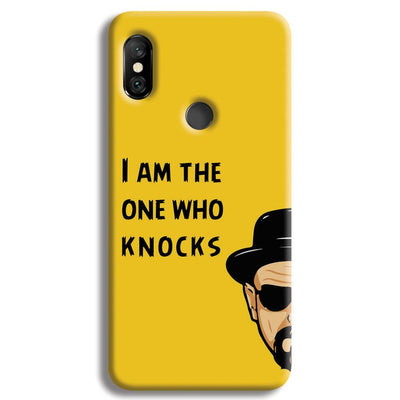 I Am The One Who Knocks Redmi Note 6 Pro Case