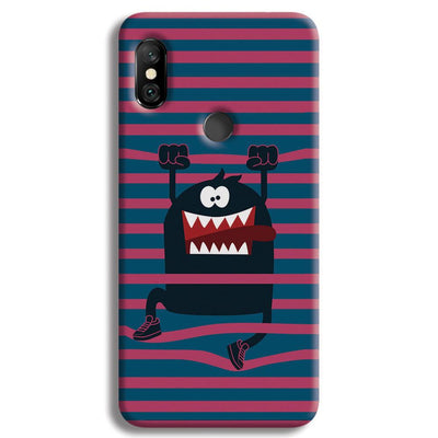 Laughing Monster Redmi Note 6 Pro Case