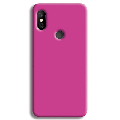 Pink Shade Redmi Note 6 Pro Case