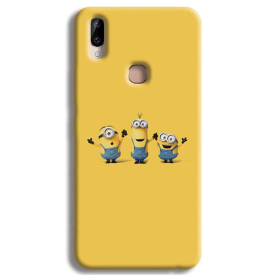 Three Minions Vivo Y83 Pro Case