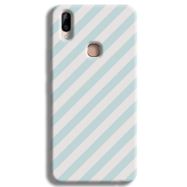 Stripe Pattern Vivo Y83 Pro Case