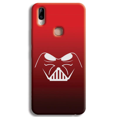 darth vader-Red Vivo Y83 Pro Case