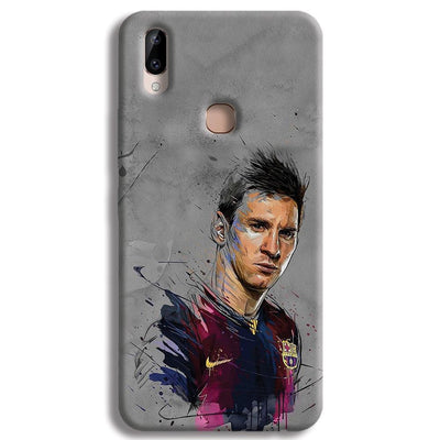 Messi Grey Vivo Y83 Pro Case