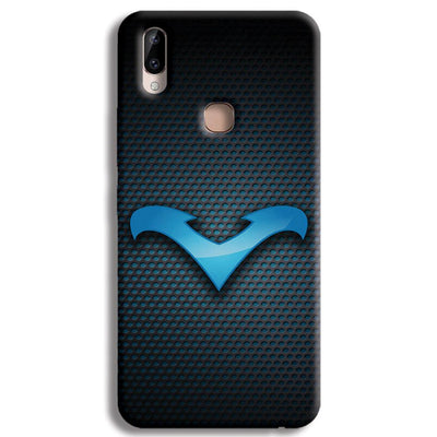 Nightwing Blue Vivo Y83 Pro Case