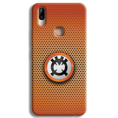 Orange Lantern Vivo Y83 Pro Case