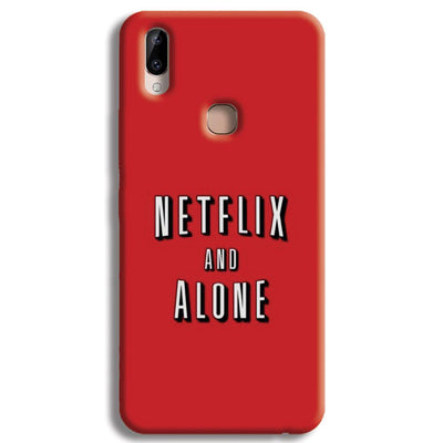 Netflix and Alone Vivo Y83 Pro Case