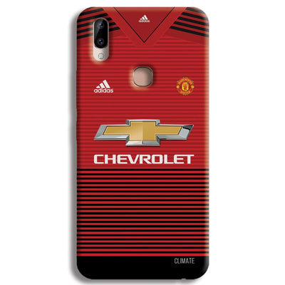 Manchester United Jersey Vivo Y83 Pro Case
