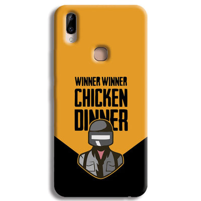 Pubg Chicken Dinner Vivo Y83 Pro Case