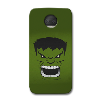 Hulk Power Moto G5s Plus Case
