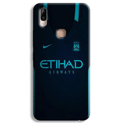 Manchester City Away Jersey Vivo Y83 Pro Case
