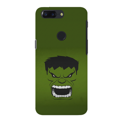 Hulk Power OnePlus 5T Case