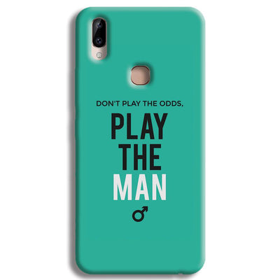 Don't Play the Man Vivo Y83 Pro Case