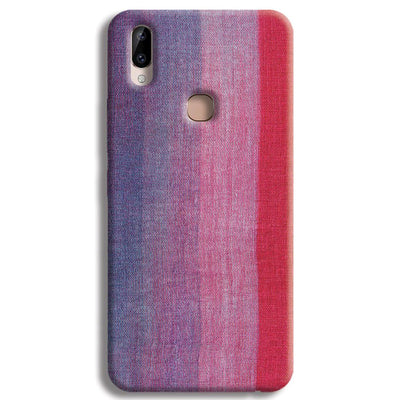 Multicolor Stripes Vivo Y83 Pro Case